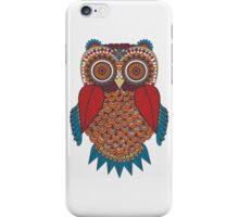Pattern Owl iPhone Case/Skin