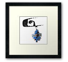 wayward pines  Framed Print