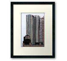 Untitled - WT 22 Framed Print