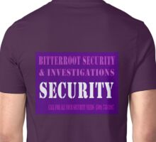 Glowing Security Unisex T-Shirt