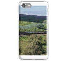 North Yorkshire Moors 2 iPhone Case/Skin