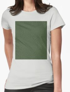 TweedoCamo 02 Womens Fitted T-Shirt