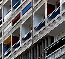 La Cité Radieuse II by Revenant
