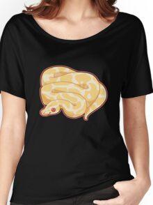 Albino Ball Python Women's Relaxed Fit T-Shirt
