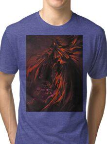 vincent valentine Tri-blend T-Shirt