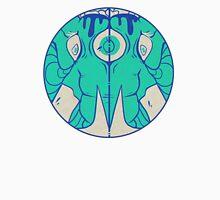 Third Eye Elephant - Blue T-Shirt