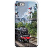 Steam train 1 iPhone Case/Skin