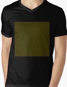 TweedoCamo 03 Mens V-Neck T-Shirt