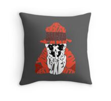 Rorschach Throw Pillow