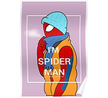 I am Spider-Man Poster