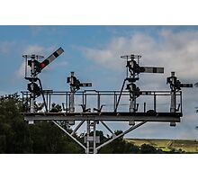 Signals Photographic Print