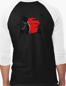 Samurai Men's Baseball ¾ T-Shirt