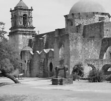 Mission San Jose by VivianRay