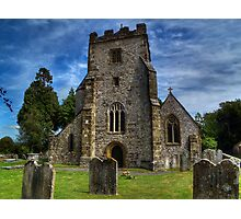 St Mary Photographic Print