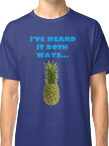 Psych I've Heard It Both Ways Classic T-Shirt