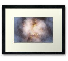Drunk Fireflies #3 Framed Print