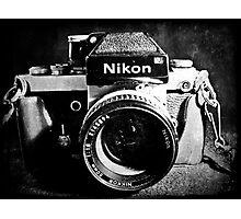 SLR Photographic Print