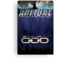 Rapture - The Best and Brightest Canvas Print