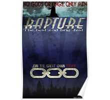 Rapture - The Best and Brightest Poster