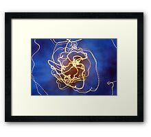 Drunk Fireflies #5 Framed Print