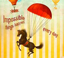 Impossible Things Happen Every Day by AngiandSilas