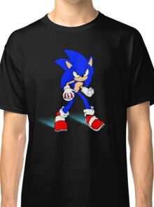 Sonic : Super Fast Pokemon Trainer Classic T-Shirt