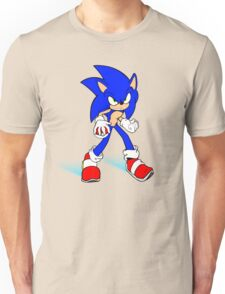 Sonic : Super Fast Pokemon Trainer Unisex T-Shirt