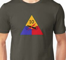 10th Armored 'Tiger' Division (United States Army - Historical) Unisex T-Shirt