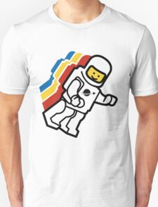 LEGO Classic Space Minifig Unisex T-Shirt