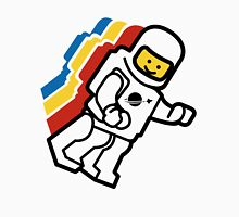 LEGO Classic Space Minifig Men's Baseball ¾ T-Shirt
