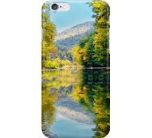 Pine Creek Reflection iPhone Case/Skin