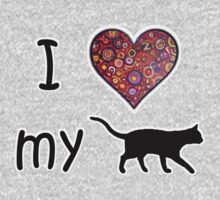 I heart my cat  by gretzky