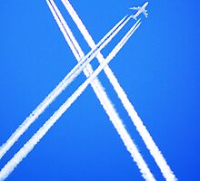 Two Plane... by Llawphotography