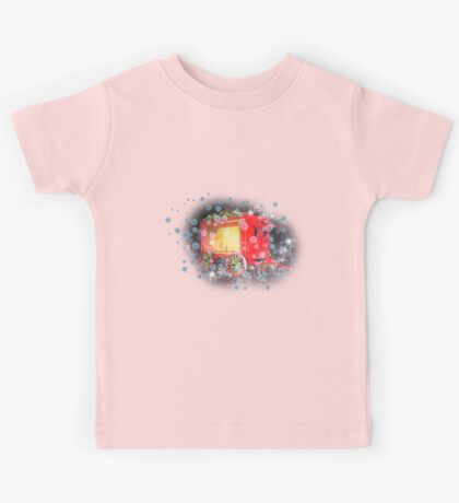 When the Circus Comes to Town t-shirt Kids Tee