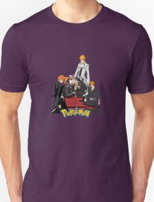 Pokemon - Ichigo - Bleach T-Shirt