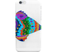 Rainbow Angelfish iPhone Case/Skin