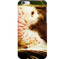 The one, that got away....... iPhone Case/Skin