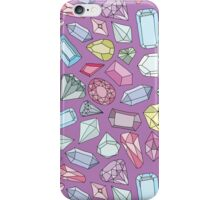 Gemstones iPhone Case/Skin