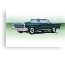1965 Mercury Comet Caliente' Convertible Canvas Print
