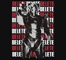 Cyberman  by Rachel Miller