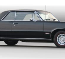 1964 Pontiac 'Red Line' GTO Sticker