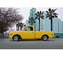 1968 GMC 'Custom' Pickup I Photographic Print
