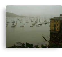 A summers day in Cornwall Canvas Print