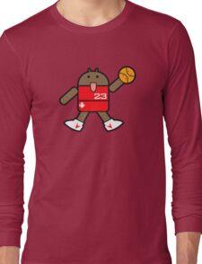 MICHAEL DROIDAN Long Sleeve T-Shirt