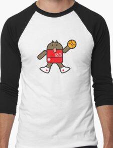 MICHAEL DROIDAN Men's Baseball ¾ T-Shirt