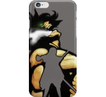 AoT eren titan iPhone Case/Skin