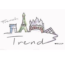 The French Trend Paris  by PFFactory