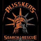 Snake Plissken&#x27;s Search &amp; Rescue Pty Ltd by Vincent Carrozza