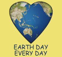 Earth Day . . . Every Day Kids Tee