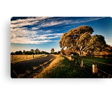 Sometimes I live in the Country Canvas Print
